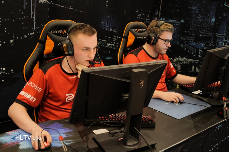 mousesports at DreamHack Masters Las Vegas 2017 - Day 1