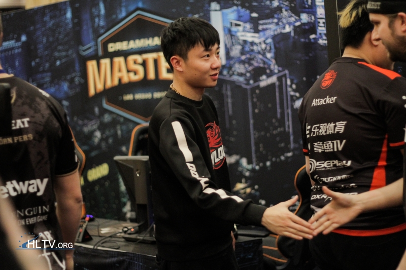 TyLoo at DreamHack Masters Las Vegas 2017 - Day 2