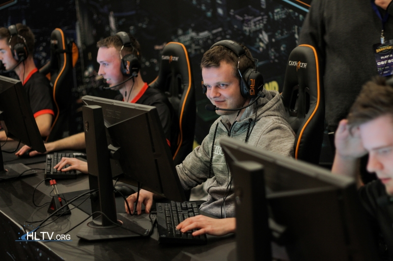Xyp9x at DreamHack Masters Las Vegas 2017 - Day 2