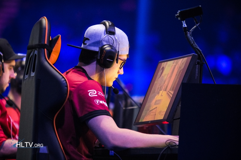 mousesports at DreamHack Masters Las Vegas 2017 - Day 4