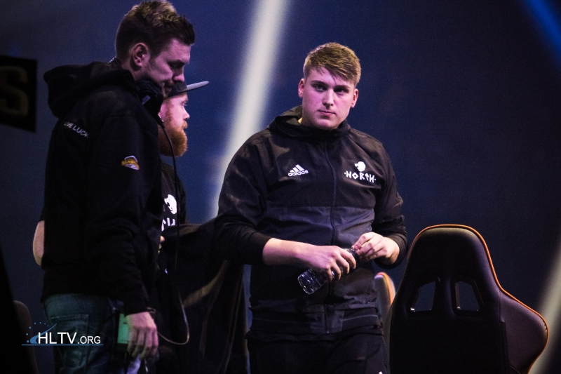 North at DreamHack Masters Las Vegas 2017 - Day 5
