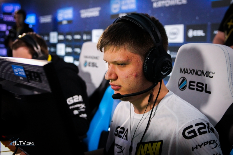 Natus Vincere at IEM Katowice 2017 - Day 2