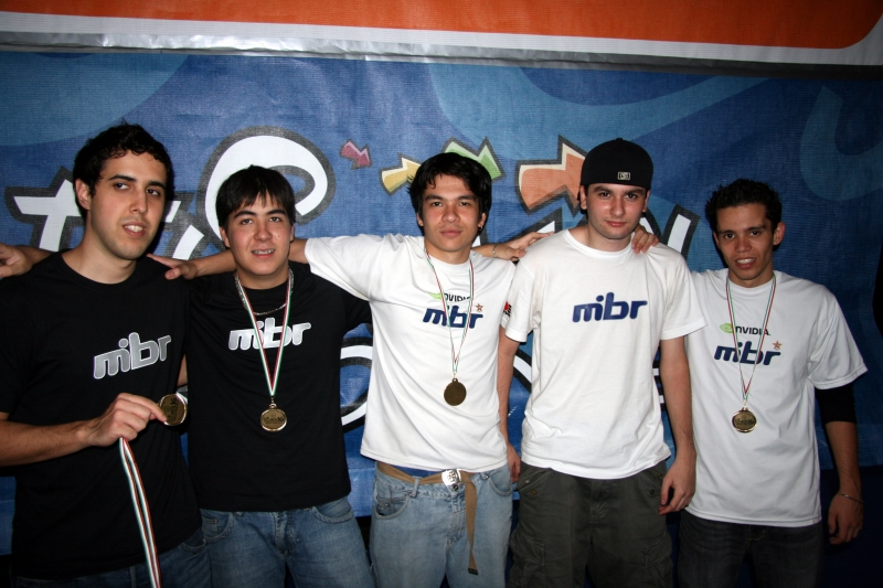 Group picture of the winning team. From left: Lance, bit, cky, ton & btt.