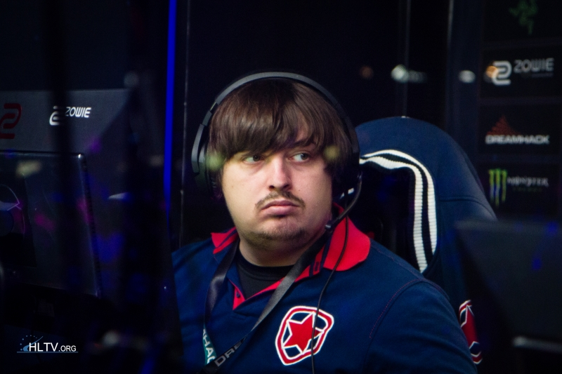 Dosia at DreamHack ZOWIE Open Winter 2016 - Day 3