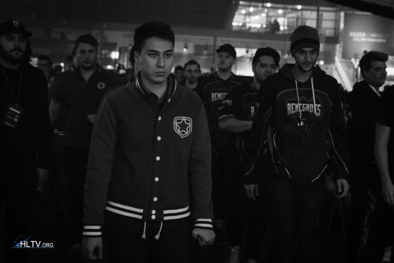 mou at DreamHack ZOWIE Open Winter 2016 - Day 3