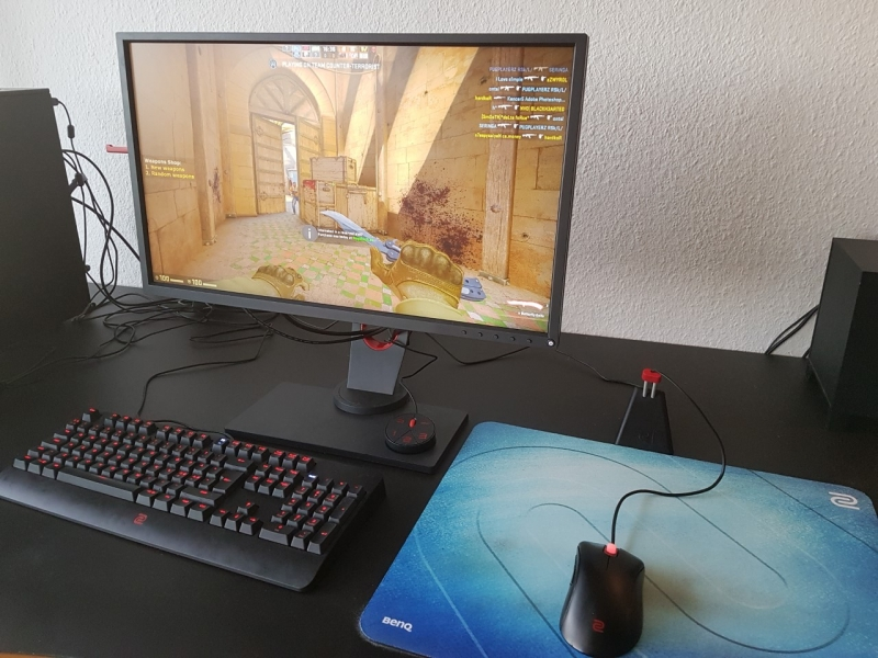 Dust2 - CS:GO Community and News - Review of ZOWIE XL2546 DyAC Monitor