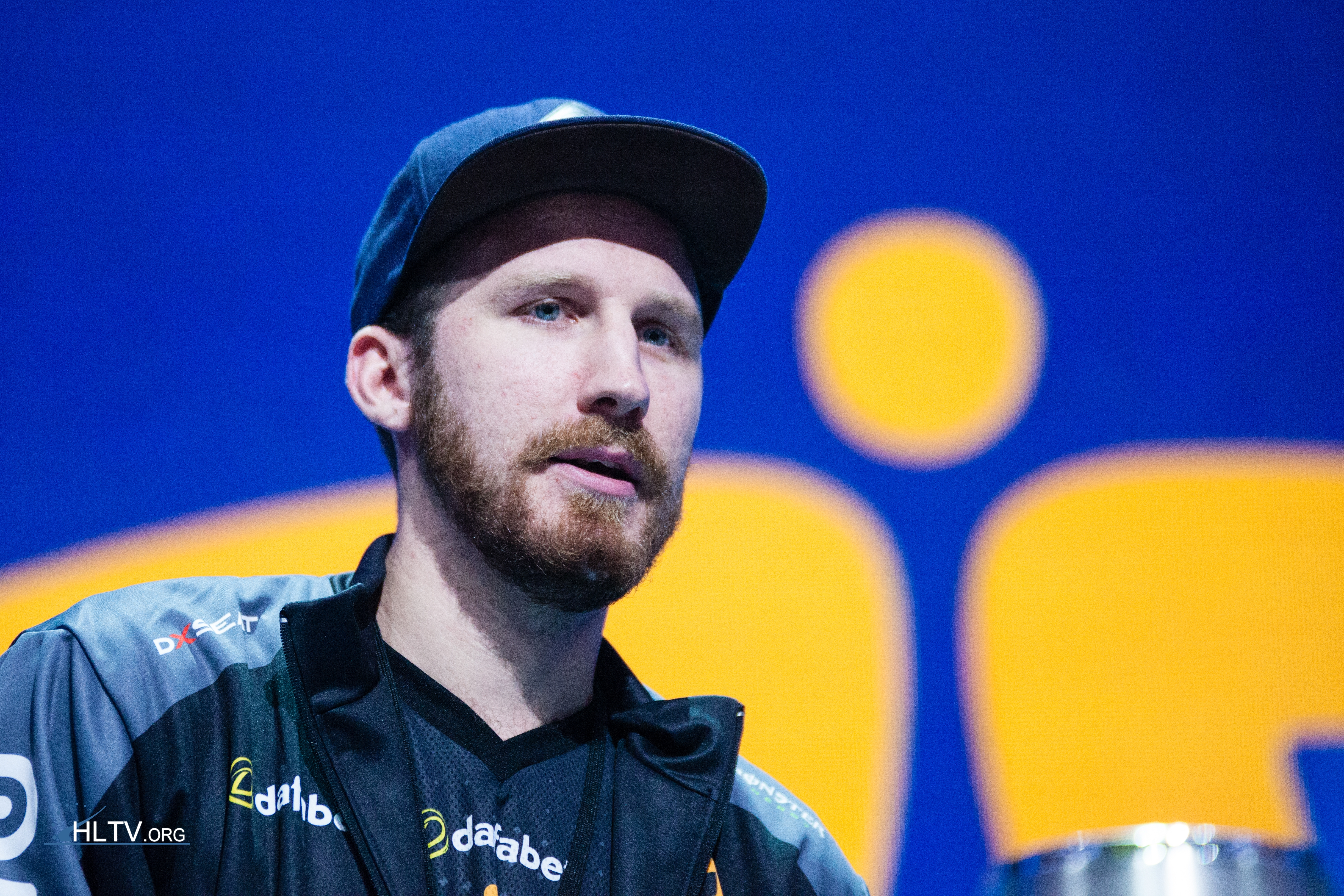 Fnatic's coach Jumpy (Photo by HLTV.org)