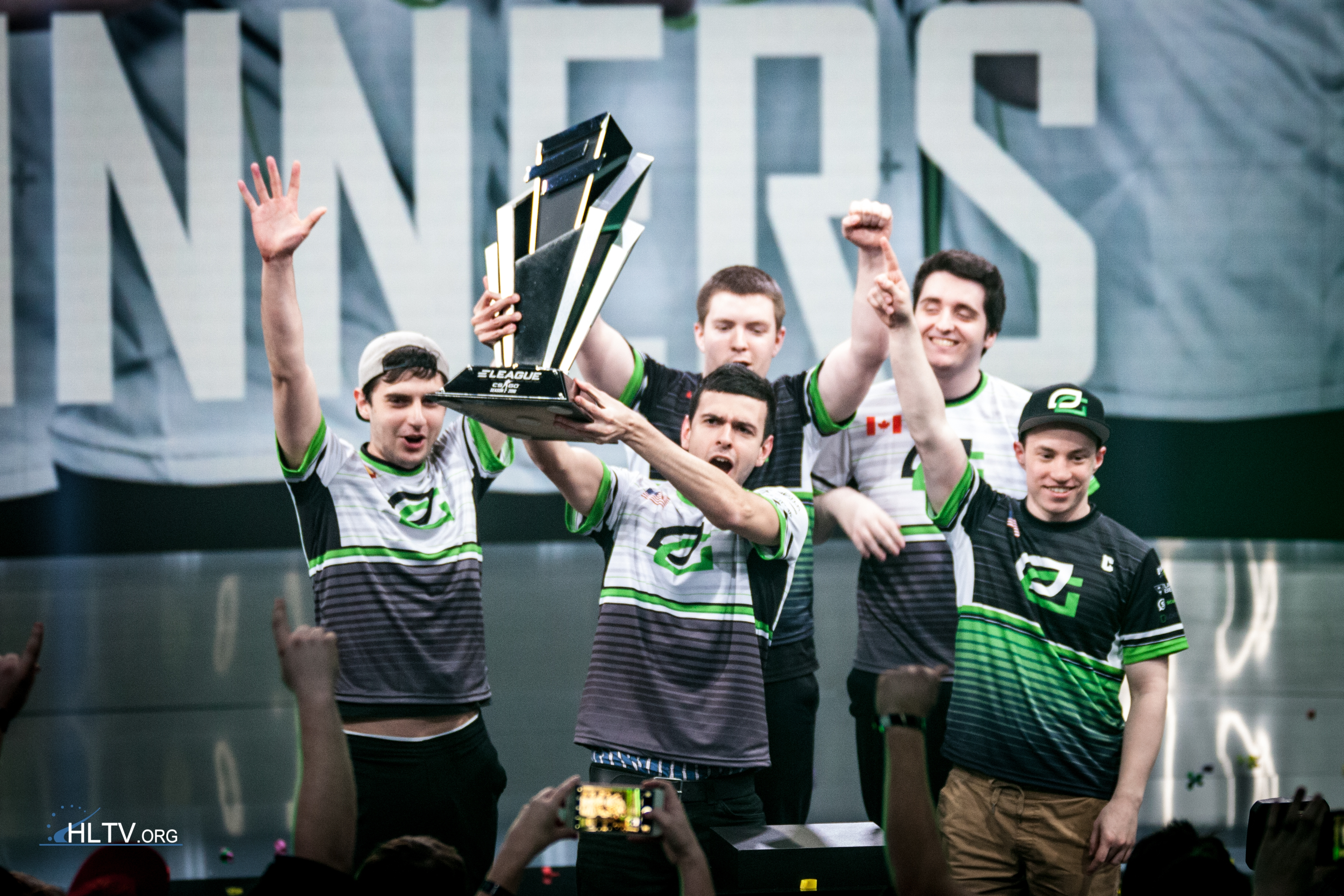ELEAGUE, Major Qualifer, Team OpTic