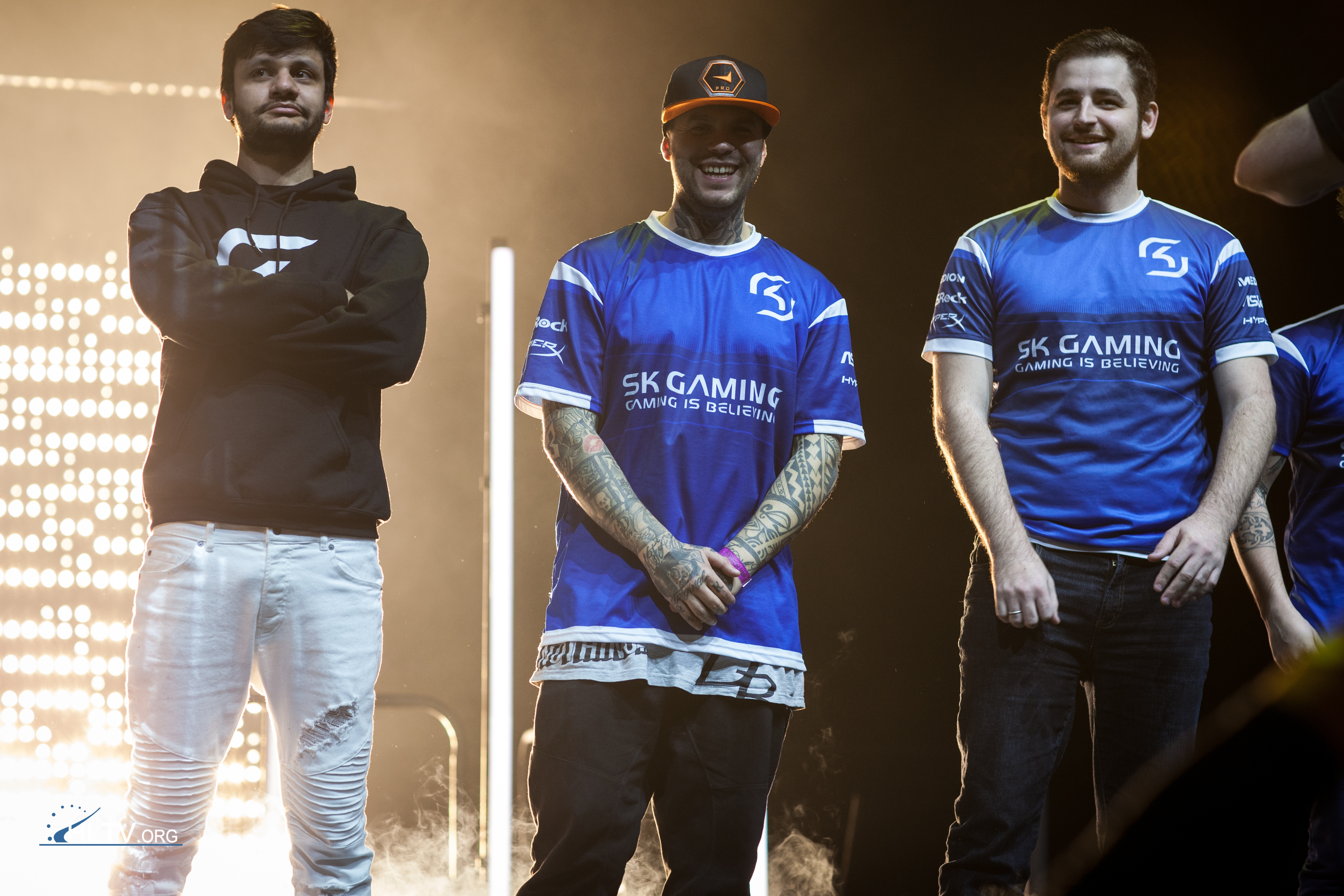 SK Gaming at ECS Season 2 Finals