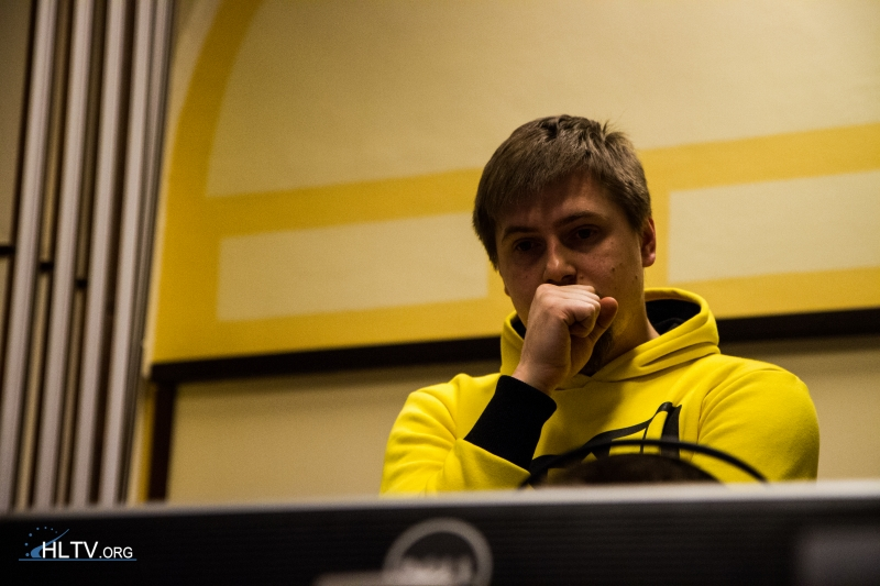 Natus Vincere's new team manager - caff