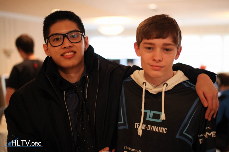 kiko's brother n2g from MG and swag from Dynamic