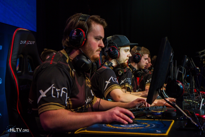 friberg & co. ahead of the Virtus.pro match