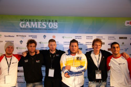 mTw representing Denmark lined-up
