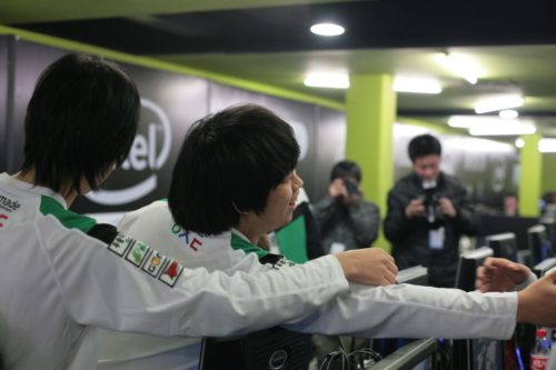Photo by Electronic Sports League.