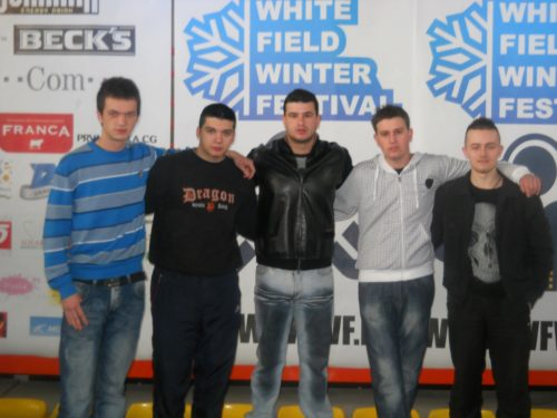team gms from Montenegro