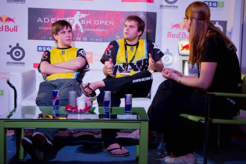 markeloff and ceh9 in interview