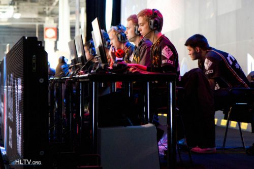 fnatic on the main stage