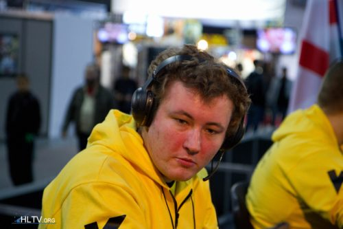 Edward from Natus Vincere