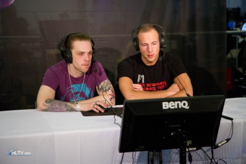 walle and HeatoN casting