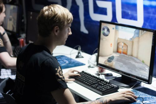 NiP CS:GO squad captain and ingame leader Fifflaren