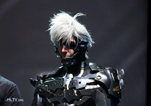 Raiden, from Metal Gear Solid