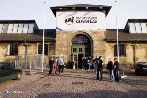 Entrance to Copenhagen Games