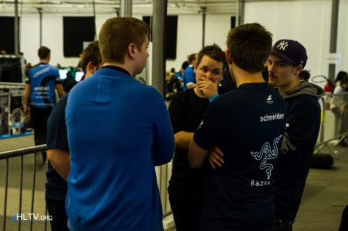 Epsilon pre-game talk
