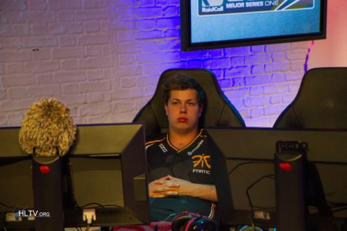karrigan in disbelief after VeryGames loss