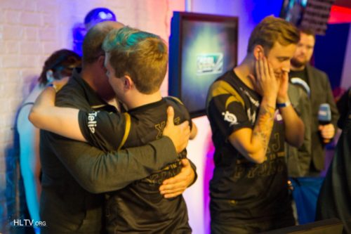 NiP after coming back to win vs. CPH Wolves 2-1