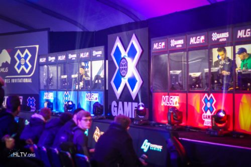 Player booths