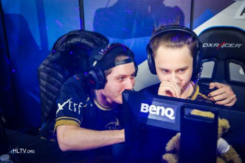 Maikelele and GeT_RiGhT vs. fnatic