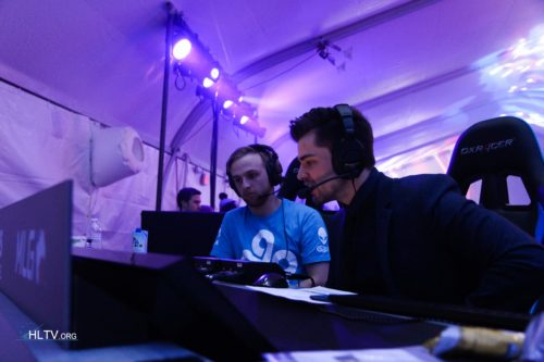 n0thing and ddk at the caster desk