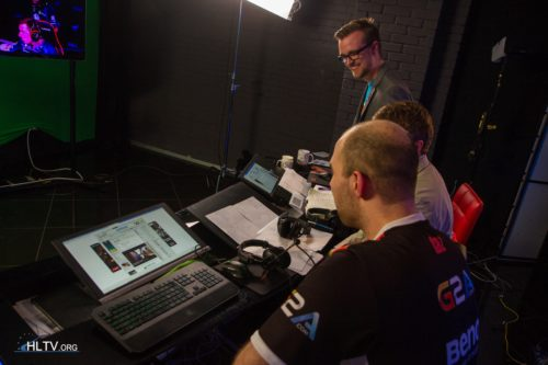 TaZ showing Thorin and James his fraghighlight