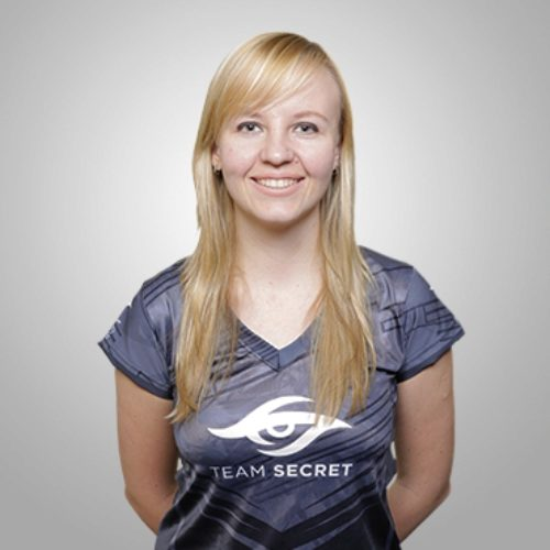vilga from Team Secret