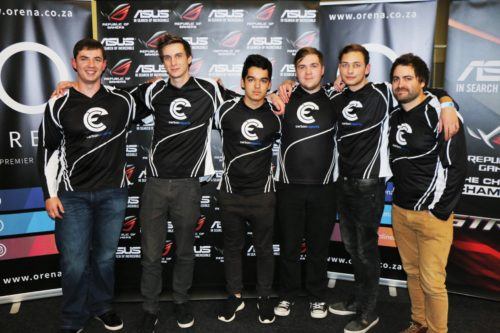 carboN at ESWC 2016 South African Qualifier