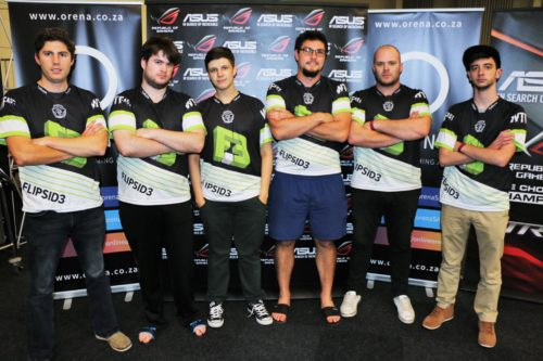 FlipSid3 at ESWC 2016 South African Qualifier