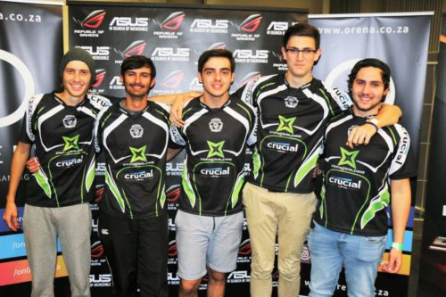 xTc at ESWC 2016 South African Qualifier