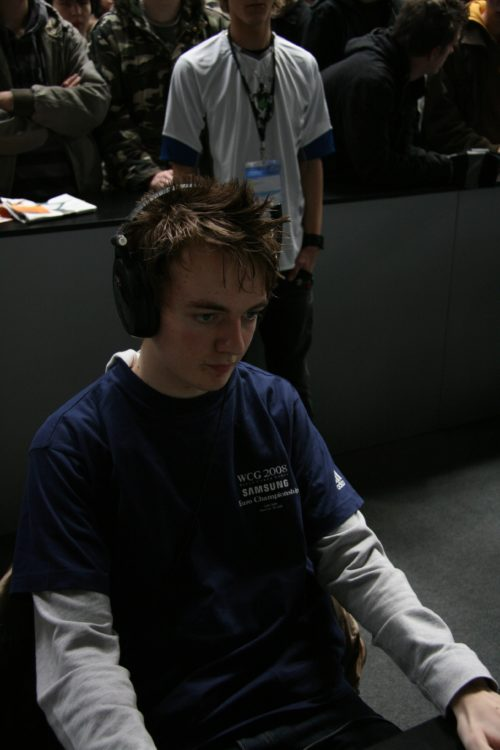 Alternate WC3 player Ben.