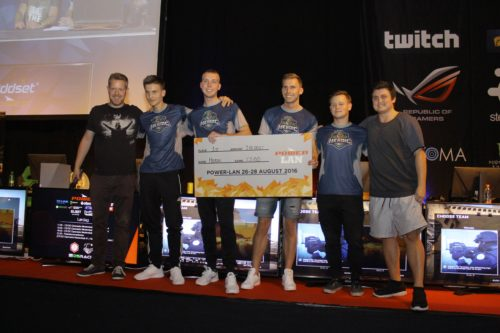 Heroic awarded 1st prize at POWER
