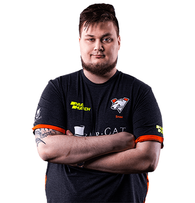 Image of CS:GO player Snax