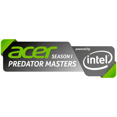 Acer Predator Masters powered by Intel Season 1 Finals