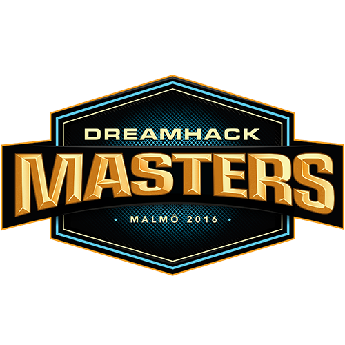 DreamHack Masters Malmö 2016 Europe Open Qualifier #2