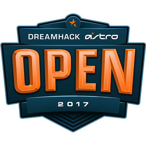 DreamHack Open Tours 2017 North America Closed Qualifier