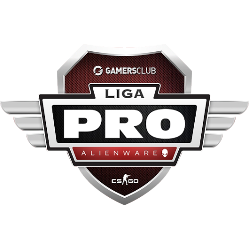 Alienware Liga Pro Gamers Club - JUL/17