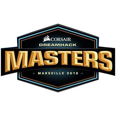 DreamHack Masters Marseille 2018 Europe Closed Qualifier