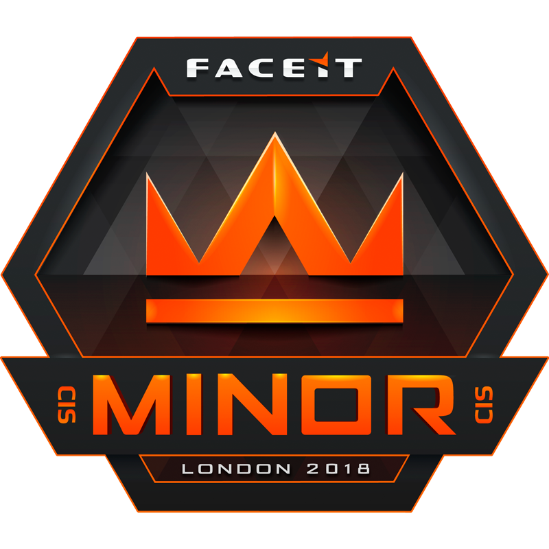 CIS Minor Closed Qualifier - FACEIT Major 2018