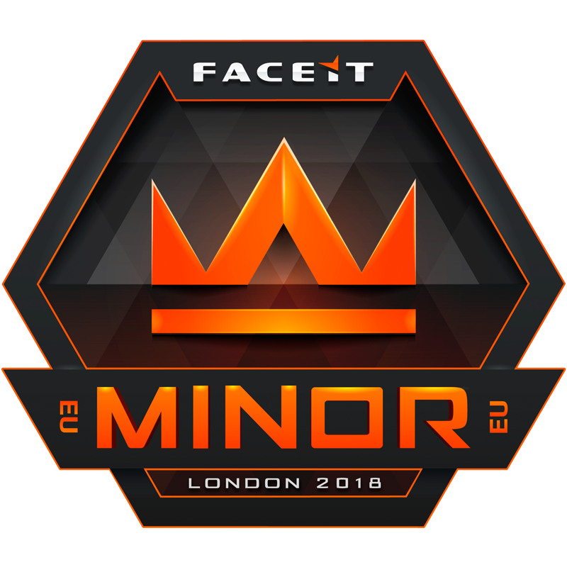 Europe Minor - FACEIT Major 2018