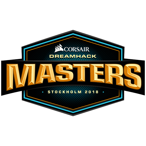 DreamHack Masters Stockholm 2018 Europe Open Qualifier