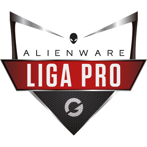 Alienware Liga Pro Gamers Club - AUG/18