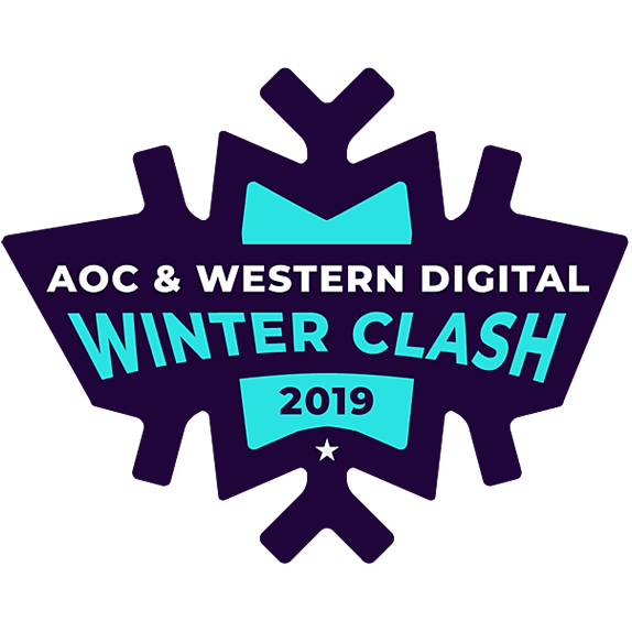 AOC & Western Digital Winter Clash 2019